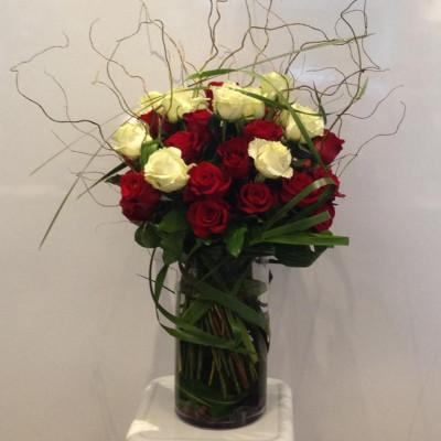 Bouquet de 50 roses